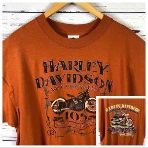 Harley Davidson graphic T-Shirt size 2XL